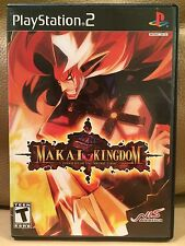 Makai Kingdom: Chronicles of the Sacred Tome (PlayStation 2) PS2 - Complete