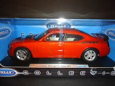 Welly Dodge Charger Daytona R/T Copper 2006 1/18