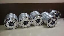 MISCELLANEOUS POLISHED HUB OR STUD PILOT 22.5 OR 24.5 ALUMINUM SEMI WHEELS ALCOA