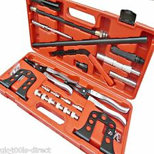 Cylinder Head Service Tool Kit For Valve Springs Guides Bushes Stem Seal Set
