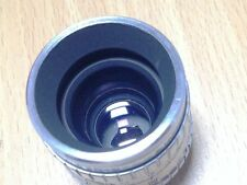 "Bell Howell Taylor Hobson C-Mount Camera Lens 1"" F1.9 Cine Prime For M43 BMPCC"