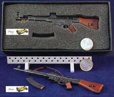 1:6 WW2 Deutsch Wehrmacht MP44 Stg44 Maschinenpistole A