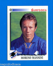 CALCIATORI PANINI 1997-98 Figurina-Sticker n. 321 - MANNINI - SAMPDORIA -New