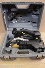 New Draper Expert CCS140 18v 140mm Circular Saw Complete In Box