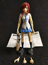 Square Enix Play Arts Kingdom Hearts KAIRI Action Figure Complete Set