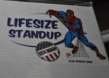 Classic Spider-man Marvel Advanced Graphics Life Size Cardboard Standup