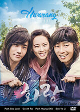 Hwarang: The Beginning Korean Drama (5DVDs) Excellent English & Quality!