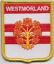 Westmorland County Flag Embroidered Patch Badge