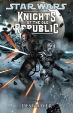 Star Wars Knights of the Old Republic Vol 8: Destroyer by Miller & Ching 2010 TP