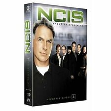 NCIS (Navy CIS) - Season / Staffel 4 Komplett (Deutsch)  DVD  NEU  OVP