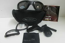 New Wiley X SG-1 Tactical Ballistic Goggles Sunglasses Kit Military Made Italy