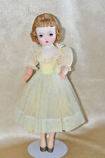 "Vintage 21""in. 1950s Original Madame Alexander Cissy Doll Gorgeous"