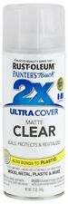 Rust-Oleum Painters Touch 2X Ultra Cover Flat Clear Matte Spray Paint 249087