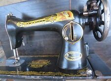 MERRITT A prod. of SINGER SEWING MACHINE COMPANY Made in India 15ND88 decorated