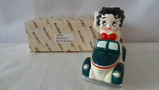 Vandor 1994 Betty Boop Car Salt and Pepper Shaker MIB #A450.