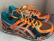 ASICS Mens Running Shoes Sneakers GEL-KAYANO 21  T4H2N-9001 Size 8.5