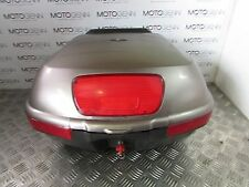 Honda NT 700 Deauville 06 OEM luggage top box pannier some scratches WITH KEY