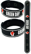 GREEN DAY NEW Rubber Bracelet Wristband Free Shipping! aa92 White American Idiot