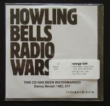 HOWLING BELLS - RADIO WARS 10 TRK PROMO INDEPENDIENTE UK CD
