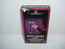Body Double VHS Video Tape Movie Melanie Griffith