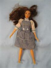 Dorothy Action Figure Doll Mego Wizard Of Oz Missing Shoes Toto Basket Ribbon O)