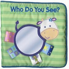 My First Taggies Book Ser.: Who Do You See? by Will Grace (2009, Paperback)