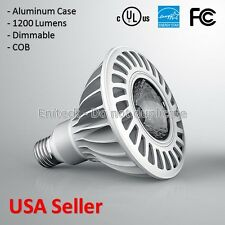 4 Pack PAR38 LED 18W E26 Dimmable UL Energy Star & FCC Approved Warm White 2700K