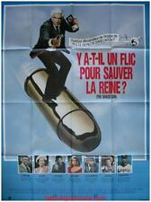Y A T IL UN FLIC POUR SAUVER LA REINE Affiche Cinéma Movie Poster Leslie Nielsen