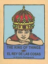 The King of ThingsEl Rey de las Cosas (English and Spanish Edition)