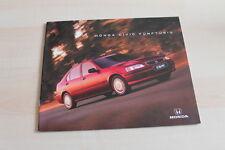 90584) Honda Civic 5-Türer Prospekt 04/1997