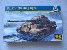Italeri 7004 Sd.Kfz. 182 King Tiger 1:72 offen Kombiversand möglich