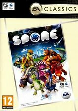 Spore (PC-DVD Mac Computer Video Game Create Fun Kids) Brand New Sealed