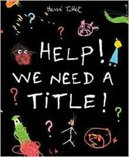 Help! We Need a Title!, New, Tullet, Hervé Book