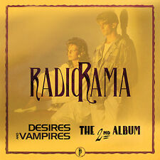 Italo CD Radiorama Desires And Vampires & The 2nd Album von Radiorama  2CDs