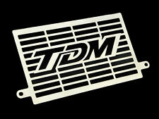 TDM900 YAMAHA TDM 900 STAINLESS STEEL RADIATOR GRILL GUARD COVER