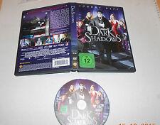 DVD Dark Shadows ein Tim Burton Film mit Johnny Depp, Michelle Pfeiffer... O2 17