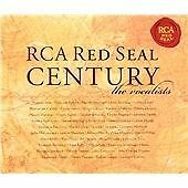 Various Composers RCA Red Seal Century - Vocalists CD