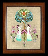 "COMPLETE X STITCH KIT  ""TREE OF HOPE""  by Mirabilia"