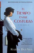 El tiempo entre costuras: Una novela Atria Espanol) Spanish Edition)