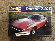 Revell Datsun 240Z Nissan Sealed!! USA Made!! Vintage Kit!!