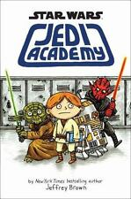 Star Wars Jedi Academy: Jedi Academy Bk. 1 by Jeffrey Brown (2013, Hardcover)
