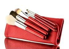 MORPHE BRUSHES 700 CANDY APPLE RED 8 PIECE BRUSH SET WITH CASE NEW AUTHENTIC