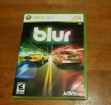 Blur (Microsoft Xbox 360, 2010) - It's mario kart w/ real world cars