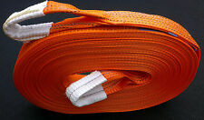 NEW 4x4 RECOVERY WINCH TOWING TOW STRAP/STROP 30M (98 Feet ) OFF ROAD 5 TON