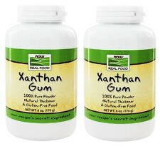 Now Foods Xanthan Gum, 6 oz (170 g), 2 Pack