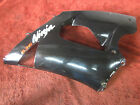 05 06 Kawasaki Ninja ZX6R ZX6 R 636 Left Side Upper Fairing Plastic OEM Black