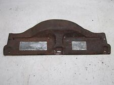 70-81 CAMARO FACTORY RADIATOR TOP COVER STRAIGHT 6 SIX CYLINDER