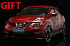 Car Model Nissan Juke Nismo 1:18 (Orange/Red) White Outside Box + SMALL GIFT!!!!