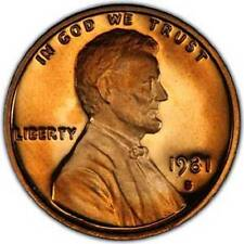 1981-S  T1  PROOF CENT