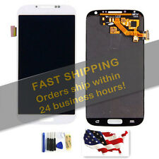 LCD Replacement Digitizer Screen White For Samsung Galaxy S4 i9500 i545 i9505